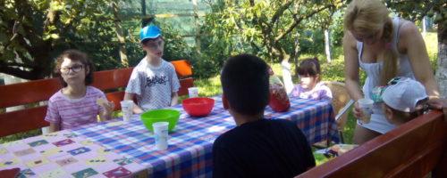 Év végi kerti party