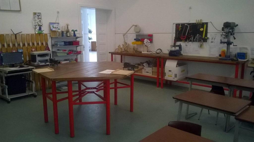 Műhely Nagyszalontán - Atelier in Salonta