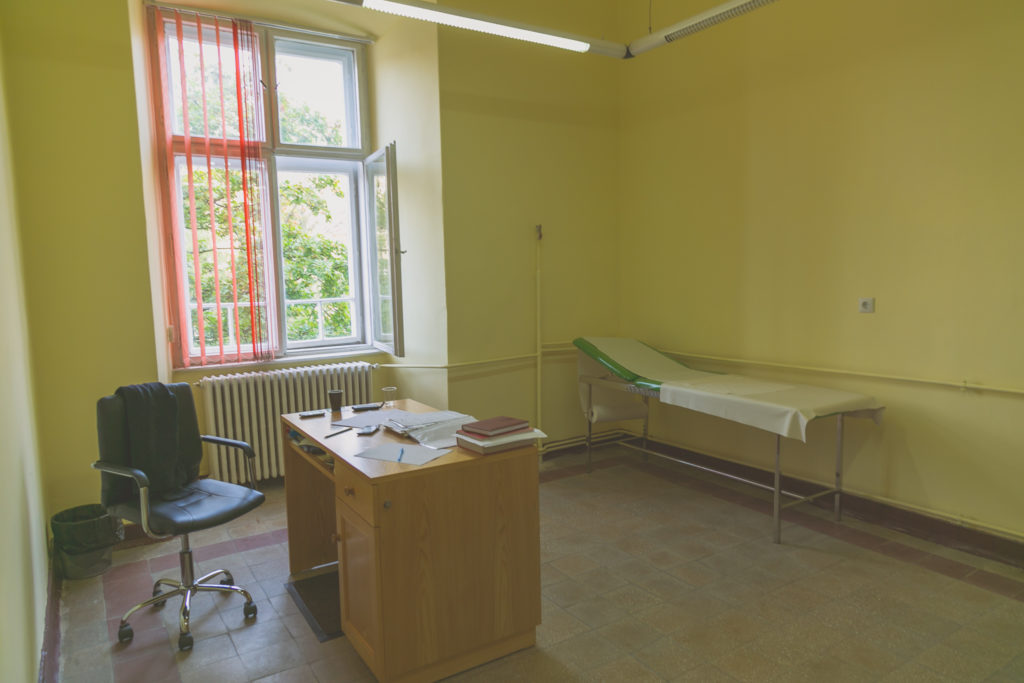 Orvosi rendelő - Cabinet medical